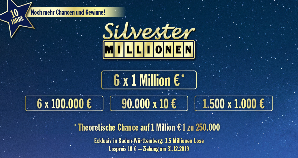 lotto silvester los